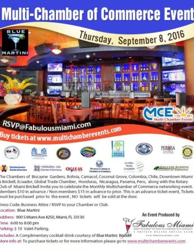 Sept 8 Chamber Event